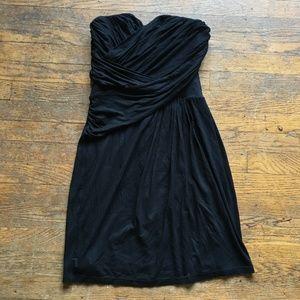 Little Black Dress with Sweetheart Neckline